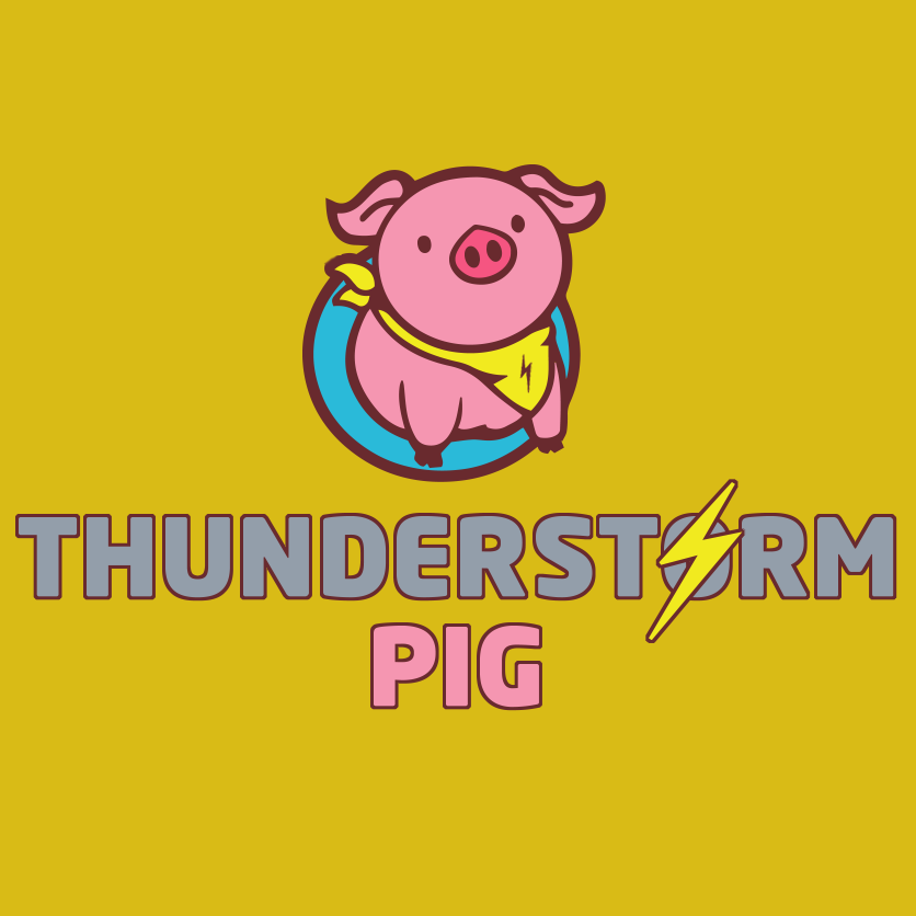 a sort of mustard yellow gold background for thunderstormpig